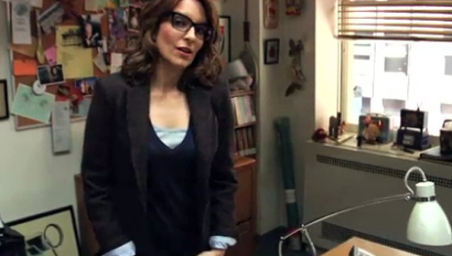 Tina Fey the office