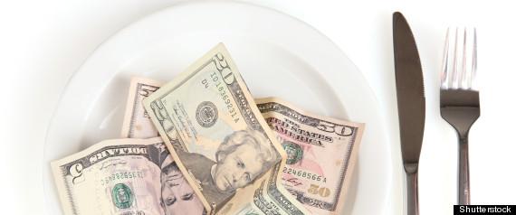 Comida Dinero