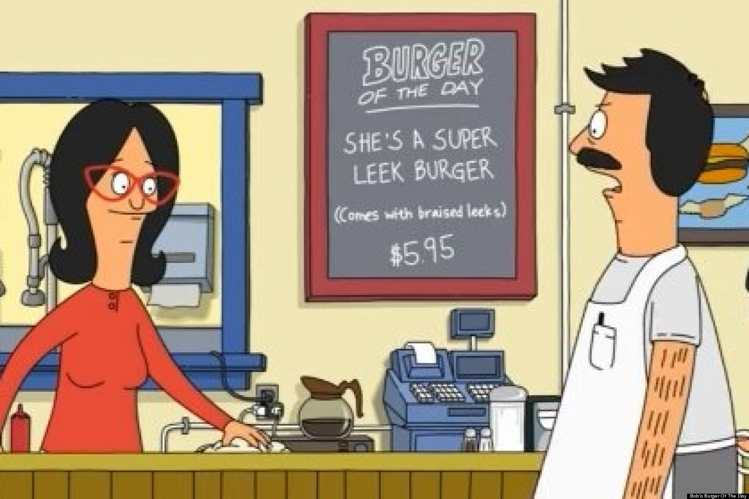 Bob S Burger Of The Day Tumblr Is Delightful Photos