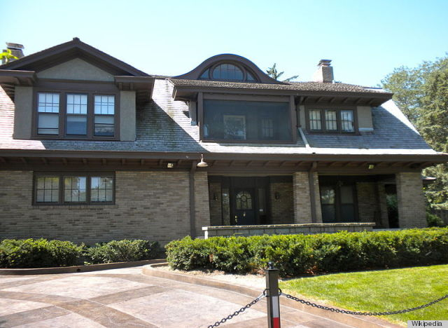 warren buffett home