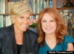 Suze Orman With Marlo Thomas (WATCH)