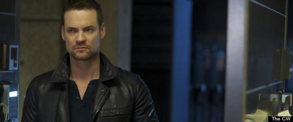 Nikita Return Shane West