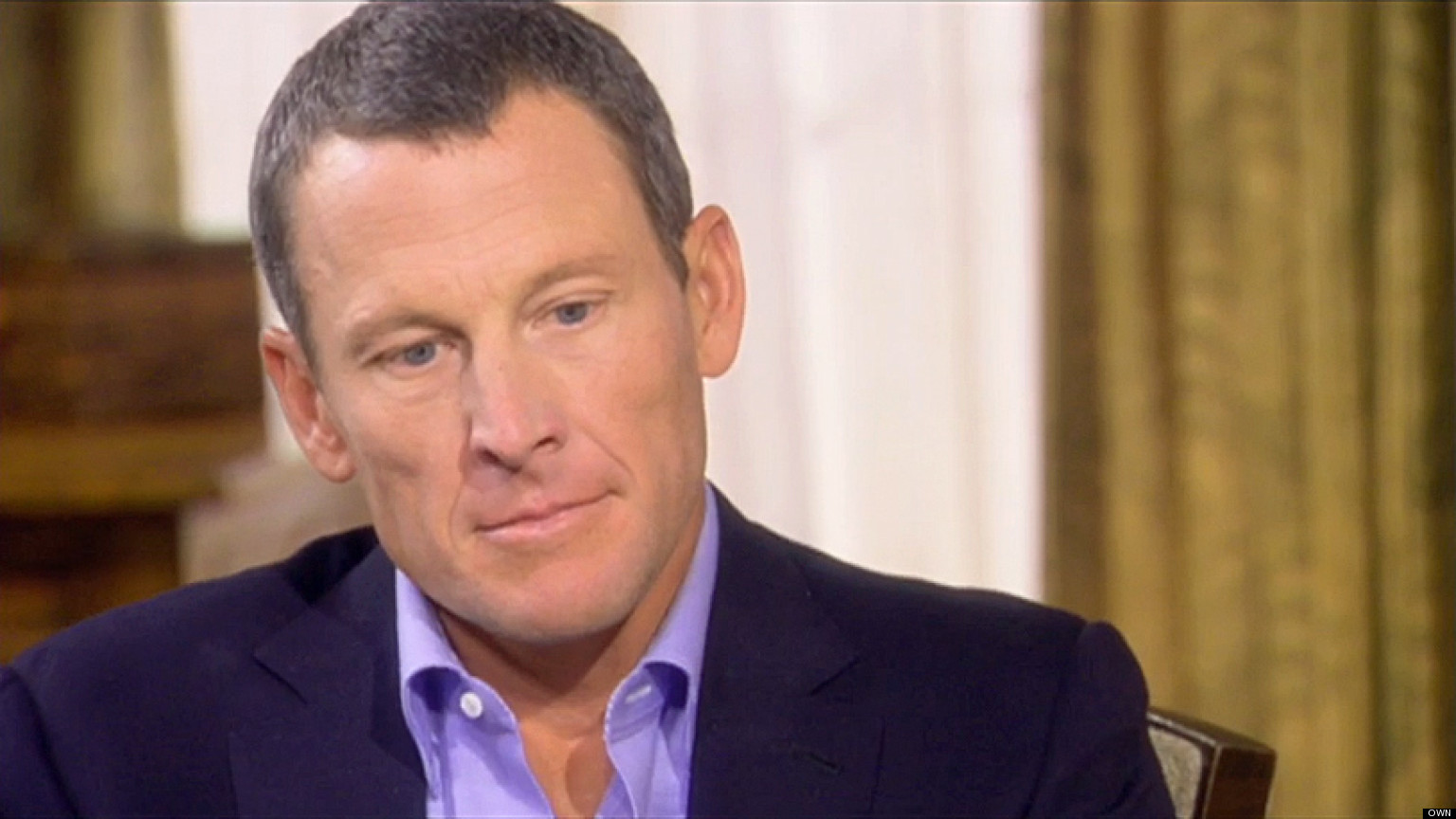 Lance Armstrong Oprah Interview Livestrong Departure Was
