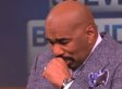 Steve Harvey Cries, Breaks Down On His TV Show After Seeing Very Special Surprise Guests