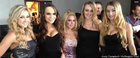 AVN AWARDS 2013