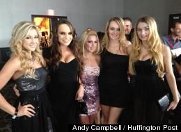 AVN AWARDS: Porn Stars Win Big In Vegas (NSFW PHOTOS)