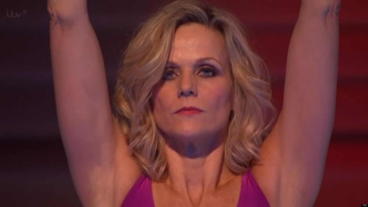 Splash!'s Linda Barker 'Almost As Good As Tom Daley'