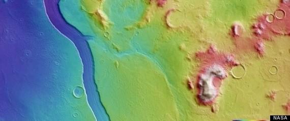 MARTE NASA FIUME