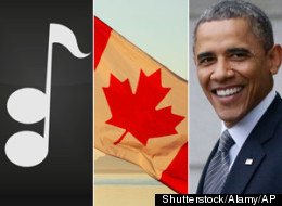 Canadian Song Obama Inauguration