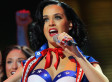 Katy Perry Wears American Flag Outfit For Kids' Inaugural Concert (PHOTOS)