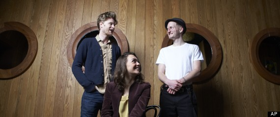 The Lumineers Snl