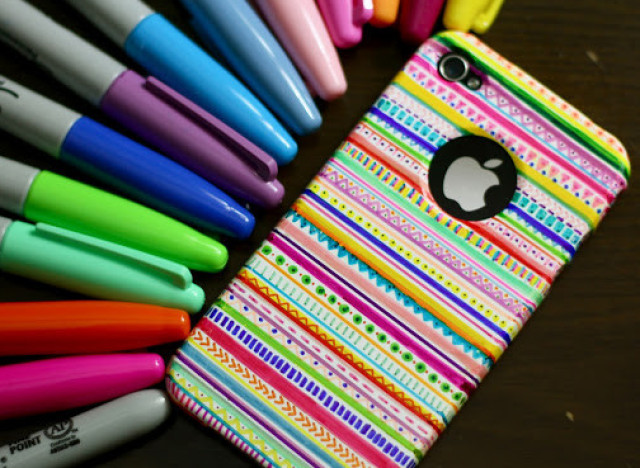 diy cellphone case