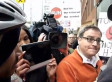 'Idle No More' Protesters Confront Ezra Levant Over Alleged Racism