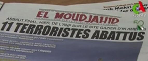 PRISE D OTAGES ALGERIENNE