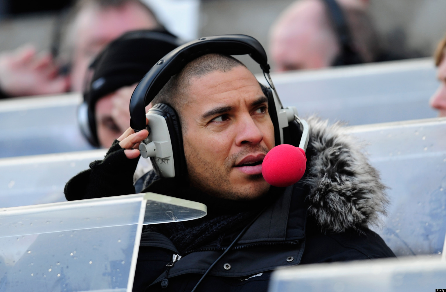 Stan Collymore Heckled Over Beating Up Ulrika Jonsson By