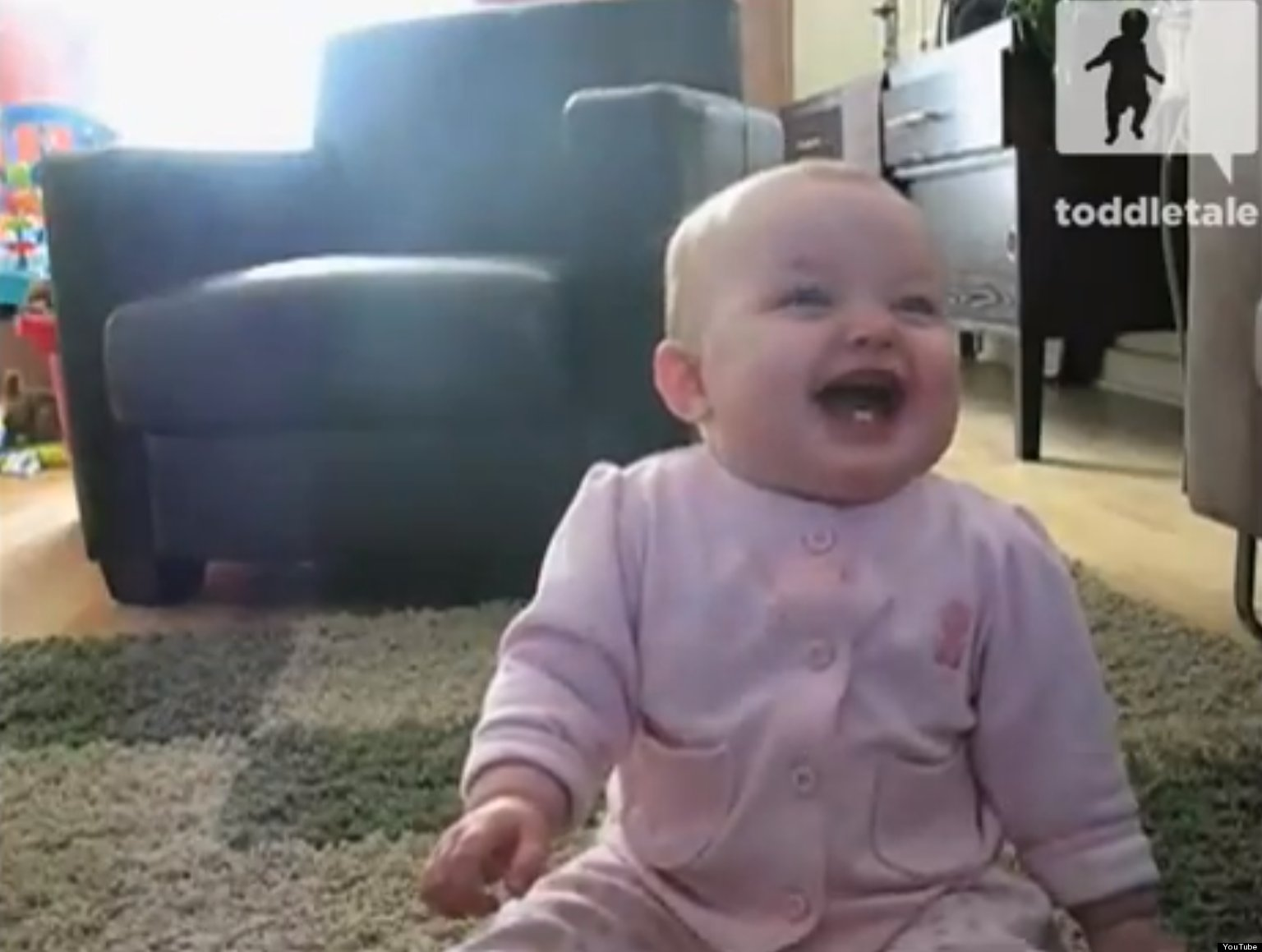 funny photos baby laughing - photo #18
