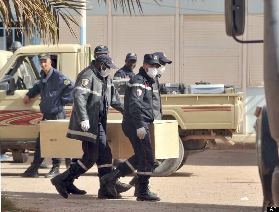algerian firemen