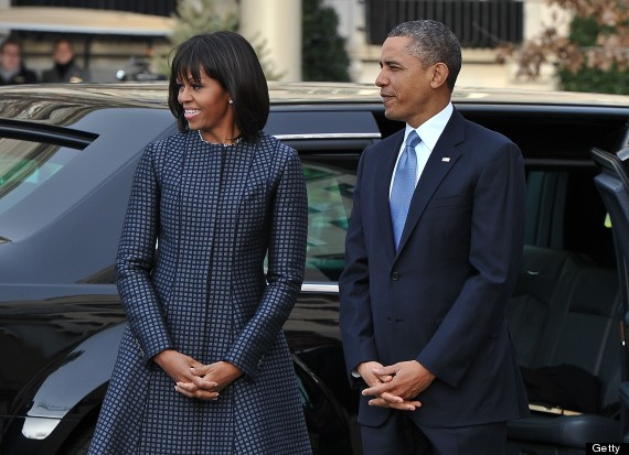 michelle obama inaugration 2013