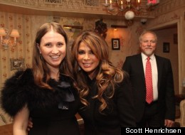 LOOK: Paula Abdul, Omar Epps Come To Mari Vanna For Creative Coalition Inauguration Celebration