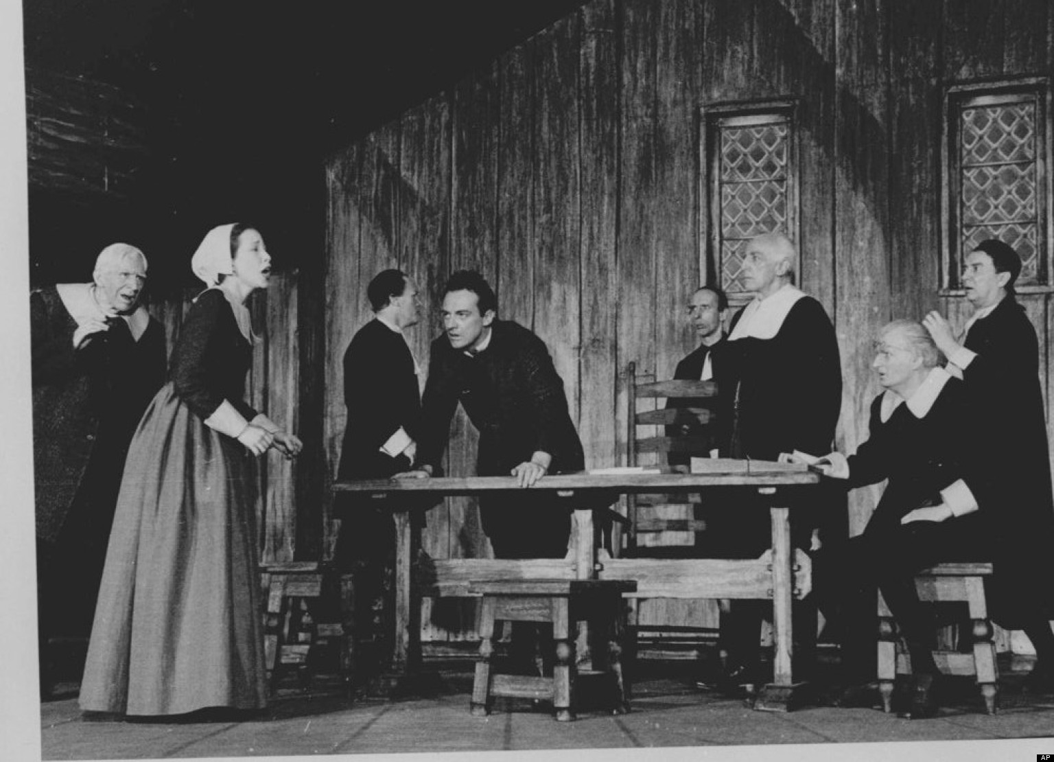 The Crucible: Thematic Essay
