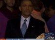 Obama, emocionado: