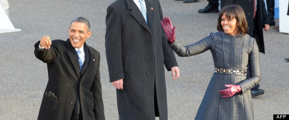 investiture barack obama