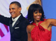 Michelle Obama Dress At The Inauguration Ball 2013: Jason Wu Red Gown! (PHOTOS)