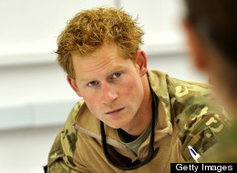Prince Harry: 'I Let My Family Down'