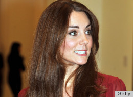 Kate Middleton's Baby Bump To Appear In Public On Feb. 19