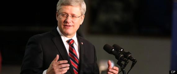 POLLS HARPER CONSERVATIVES CANADA