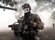 French Soldier Wearing Skeleton Mask In Mali Sparks Controversy (PHOTO)