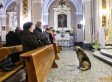 Ciccio, Italian Dog, Attends Mass Every Day At Dead Owner's Church (PHOTOS)
