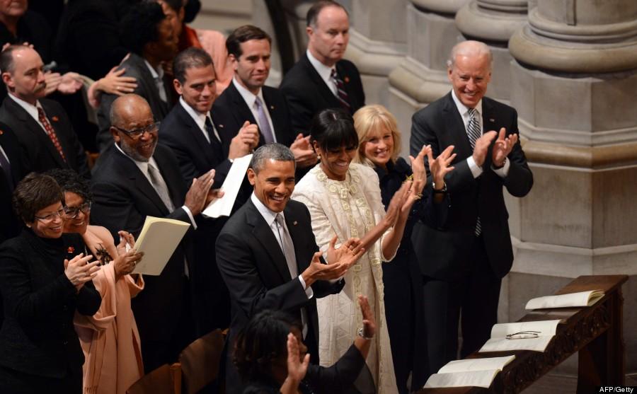 obama prayers