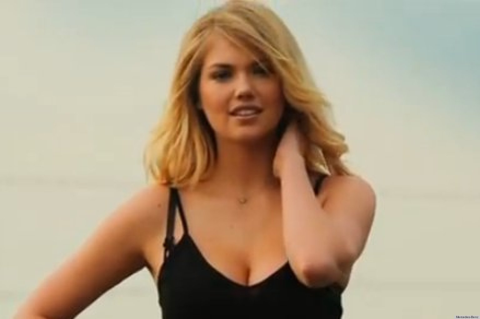 Kate Upton Leaked Super Bowl Commercial Is Almost What