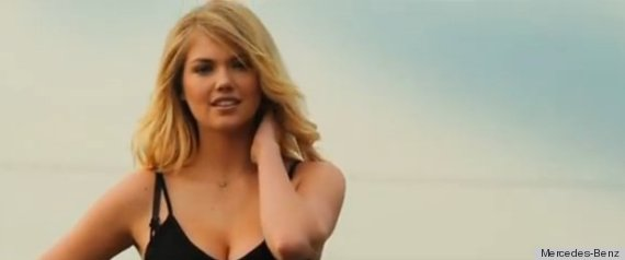 Kate Upton Leaked Super Bowl Commercial