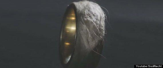 Sruli Recht Skin Ring