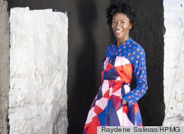 Take A Page From Solange Knowles' Book And Pile On The Prints