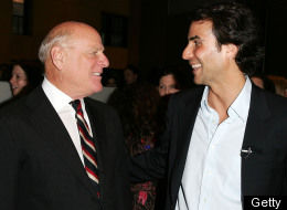 Barry Diller Ben Silverman