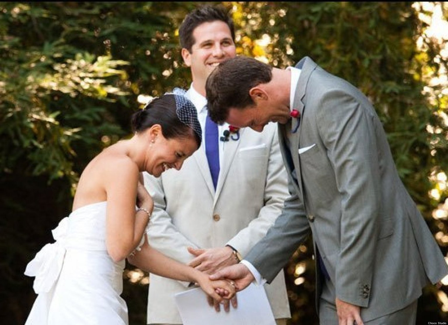 Real Couples' Favorite Wedding-Day Memories