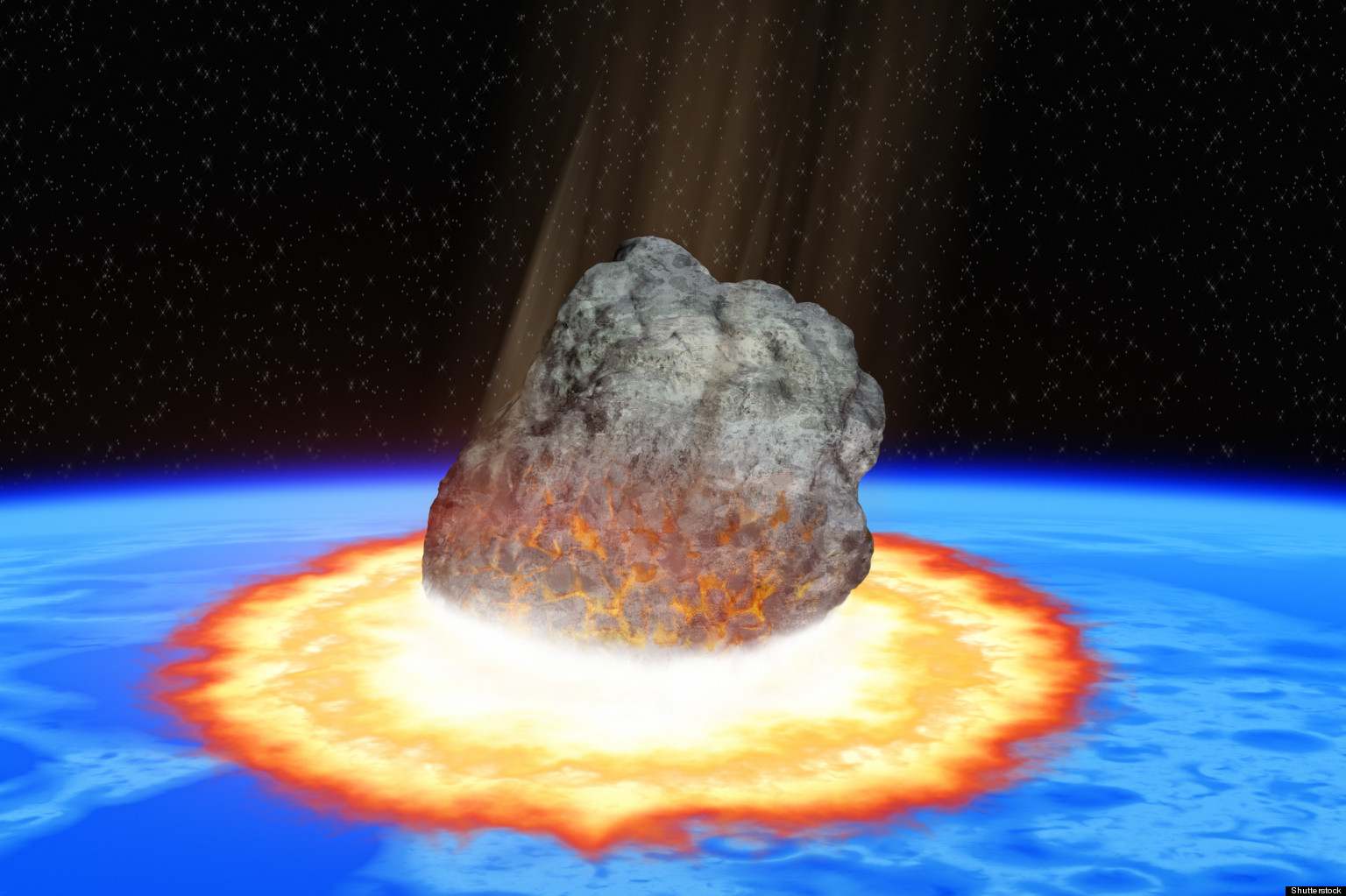 Asteroid Impact? 'Near-Earth Objects' Pose No Imminent ...