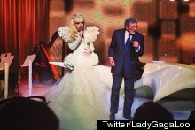 Double Act: Lady Gaga Performs With Tony Bennett At The White House