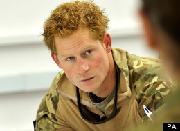 Prince Harry Returns To UK From Afghanistan
