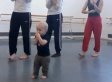 Interpretive Dance Inspired By A 14-Month-Old Baby [VIDEO]