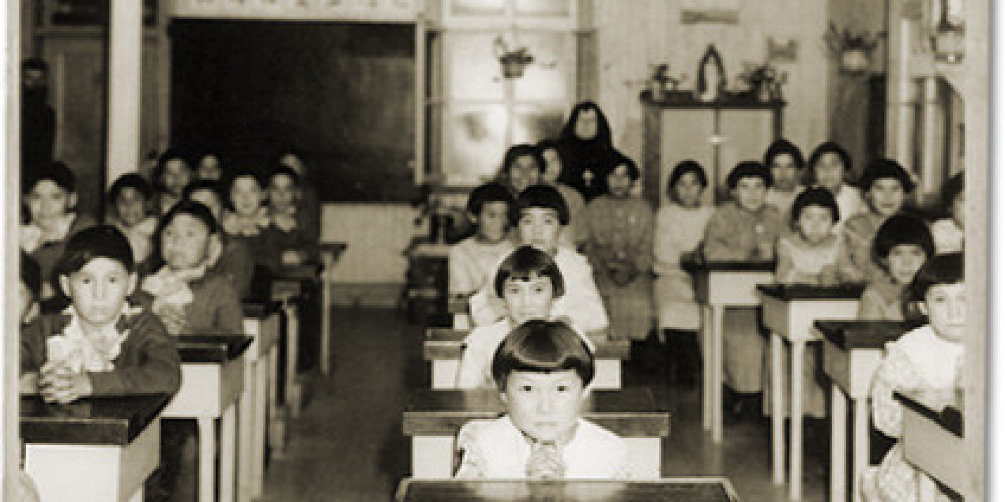 Native American Residential Schools