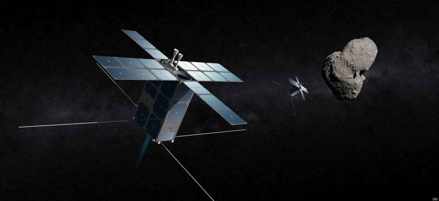 Asteroid-Mining Firm 'Deep Space Industries' To Tap Space ...