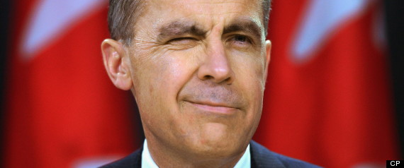 MARK CARNEY VACATION BRISON