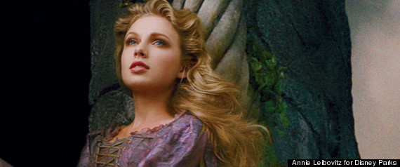 Annie Leibovitz Disney Dream Portraits Of Taylor Swift