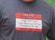 Qantas Passenger's Inigo Montoya 'Princess Bride' Shirt Frightens Travelers (PHOTO)