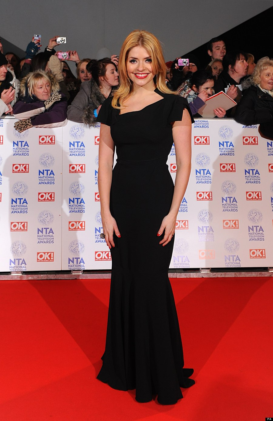 national television awards 2013 arrivals londo