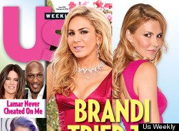Brandi Glanville: Adrienne Maloof 'Did A Nice Job Of Ruining Her Own Family'